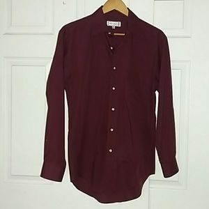 Yves Saint Laurent Shirts - Plum YvesSaintLaurent button up